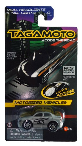 Tagamoto Vehicle with Lights - Random Color
