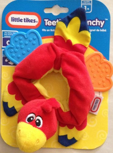 Little Tikes Teether Scrunchy - 1