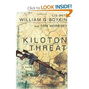 Kiloton Threat: A Novel