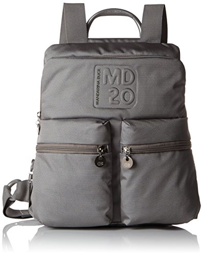 Mandarina Duck MD20 Zaino Medio Grey