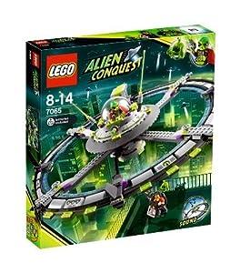 LEGO Alien Conquest Alien Mothership (7065) by LEGO