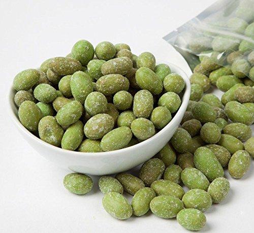 Wasabi Coated Peanuts