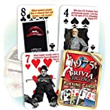 1975 Trivia Playing Cards: 40th Birthday Gift or 40th Anniversary Gift