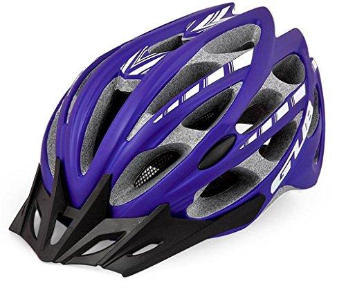 Rainbow flower Bicycle helmet Integrally molded helmet riding helmet mountain bike riding equipment