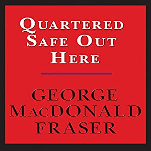 Quartered Safe Out Here Audiobook
