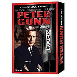 Peter Gunn: Best of Season 1 (Gift Box)
