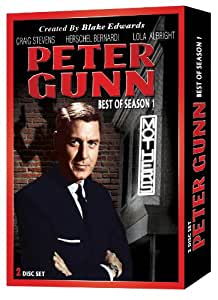 Peter Gunn: Best of Season 1 (Gift Box)