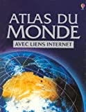 echange, troc Stephanie Turnbull, Collectif - Atlas du monde