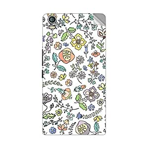 Garmor Designer Mobile Skin Sticker For Lava Iris X5 - Mobile Sticker