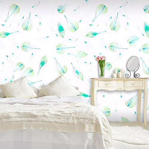 Vlies Fototapete 50x35 cm - 3 Farben zur Auswahl - Top - Tapete - Wandbilder XXL - Wandbild - Bild - Fototapeten - Tapeten - Wandtapete - modern Blütenblätter von Blumen b-A-0278-a-d