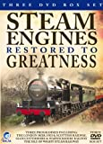 Steam Engines Restored To Greatness - 3 DVD Box Set