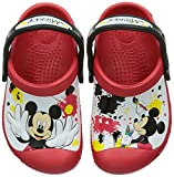 crocs Kids' CC Mickey Paint Splatter Clog