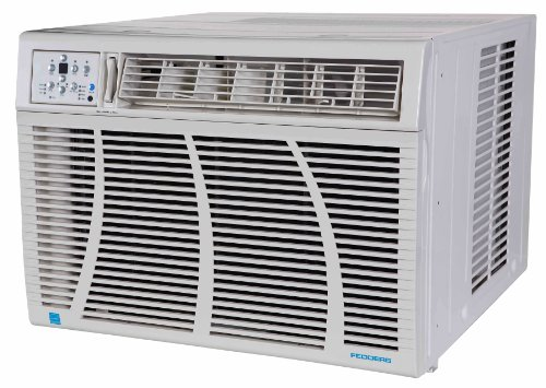 Through Wall Air Conditioner Heater Fedders Azey08f2a