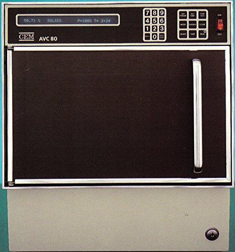 Cem: Avc80 Microwave Moisture Analyzer