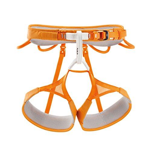 Petzl-Erwachsene-Klettergurte-Hirundos-Orange-M-C36AO