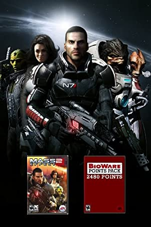 Mass Effect 2 DLC Collection [Online Game Code]