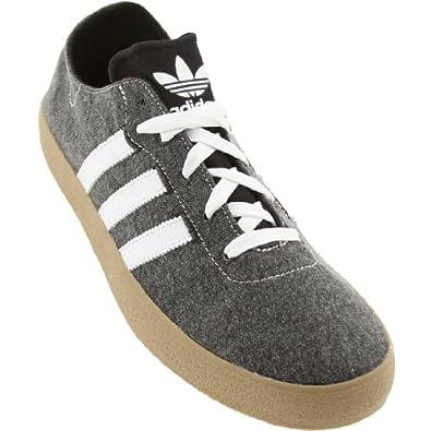 Adidas ADI-EASE Surf Black / White / Gum Skate Shoes - Size 9.5