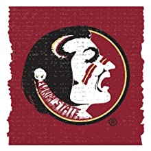 Duck Brand 240087 Florida State University College Logo Duct Tape, 1.88-Inch by 10 Yards, Single Roll
