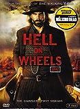 Hell On Wheels: Season One (DVD Box Set 3 Disc) Import - Asia