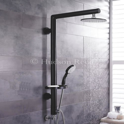 cool colonne de douche hansgrohe verso with colonne de. Black Bedroom Furniture Sets. Home Design Ideas