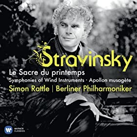 Stravinsky: Le Sacre du Printemps (The Rite of Spring) [+digital booklet]