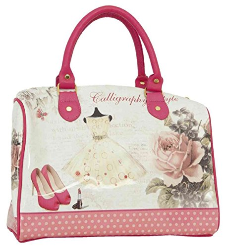 BAG179 Clayre & Eef - Sac ... main ca. 33 x 22 cm