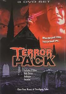 Amazon.com: Terror Pack - 3 Movies: Robin Garrels, Solomon