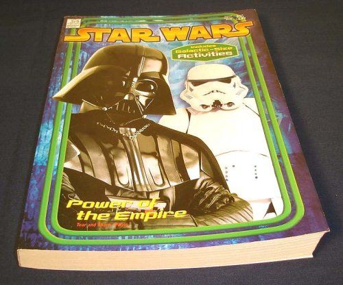 Star Wars Power of the Empire Jumbo Coloring and Activity Book