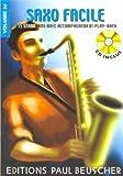 echange, troc Collectif - saxo facile vol 2 (1 livre + 1 CD)