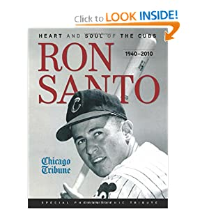ron santo the chicago tribune