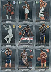 Panini PRIZM 2012 2013 Basketball Series Complete Mint 300 Card Hand Collated Set by Basketball Card Set