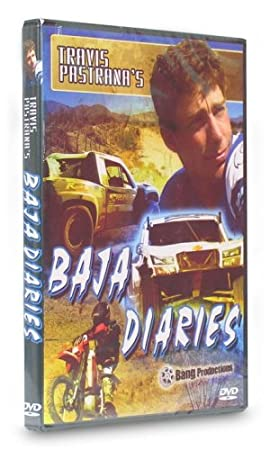 Travis Pastrana's Baja Diaries DVD, Offroad Motorsports Video