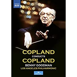 Copland Conducts Copland