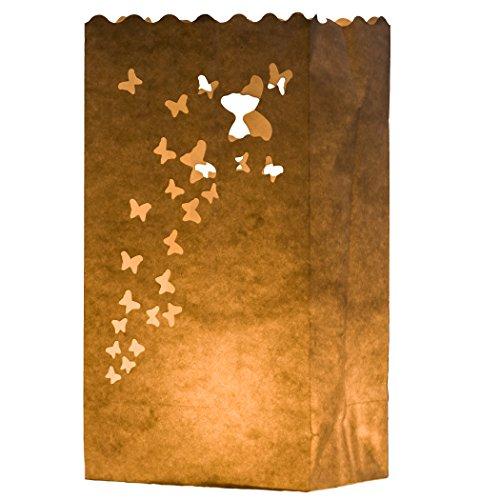 Linternas-de-papel-para-velas-en-papel-de-t-Mariposa-paquete-de-10-decoracin-para-fiestas-bodas-y-cumpleaos-por-Kurtzy-TM