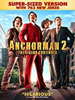 Anchorman 2: The Legend Continues (Super Sized Version) [HD]