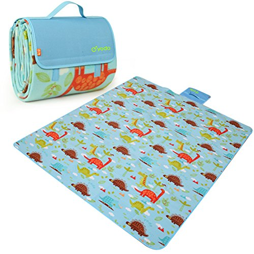 Yodo XXX-Large Outdoor Waterproof Picnic Blanket Tote 79