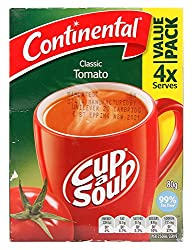 Continental Cup-A-Soup Tomato, 80g
