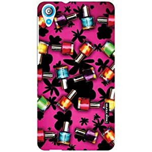 Design Worlds HTC Desire 820Q Back Cover Designer Case and Covers