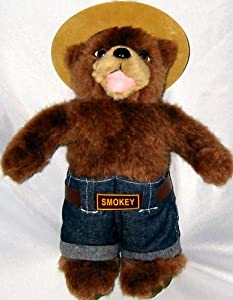 "Smokey Bear 12"" Collectible Plush"