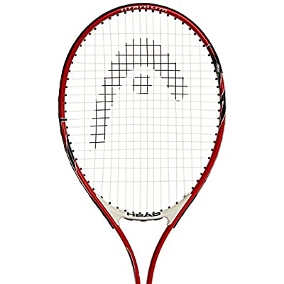 Head Ti Tornado Titanium Tennis Racquet (Red)