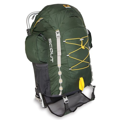B009407ZXC Mountainsmith Youth Scout Backpack (Evergreen)