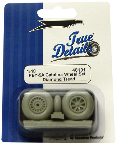 True Details TD48101 PBY-5A Catalina Wheel Set