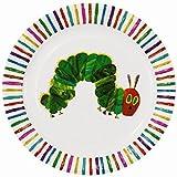The Very Hungry Caterpillar Happy Birthday Party Plates, pk8