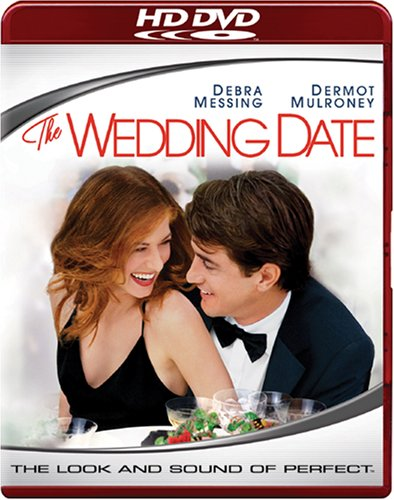 Cover art for  The Wedding Date [HD DVD]