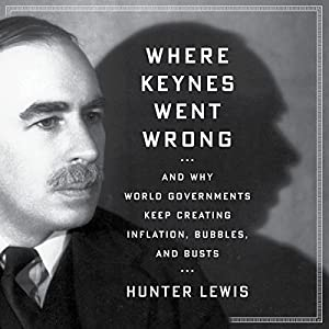 Where Keynes Went Wrong Audiobook
