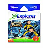 Leap Frog Explorer Learning Game: Wolverine And The X Men (Works With Leap Pad & Leapster Explorer)