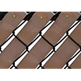 Fence Weave - Beige (Sandalwood) - 250 ft roll