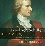 Image de Dramen. Maria Stuart, Don Carlos, Wilhelm Tell u.v.a.: Hörspieledition (10 CDs)