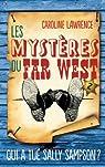 Les Mystères du Far West, tome 2 : Qui a tué Sally Sampson ? par Lawrence