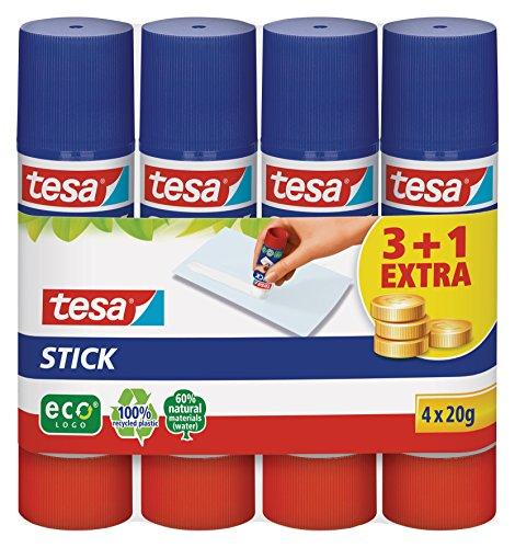 tesa-klebestift-rund-okologisch-3-1-gratis-20g
